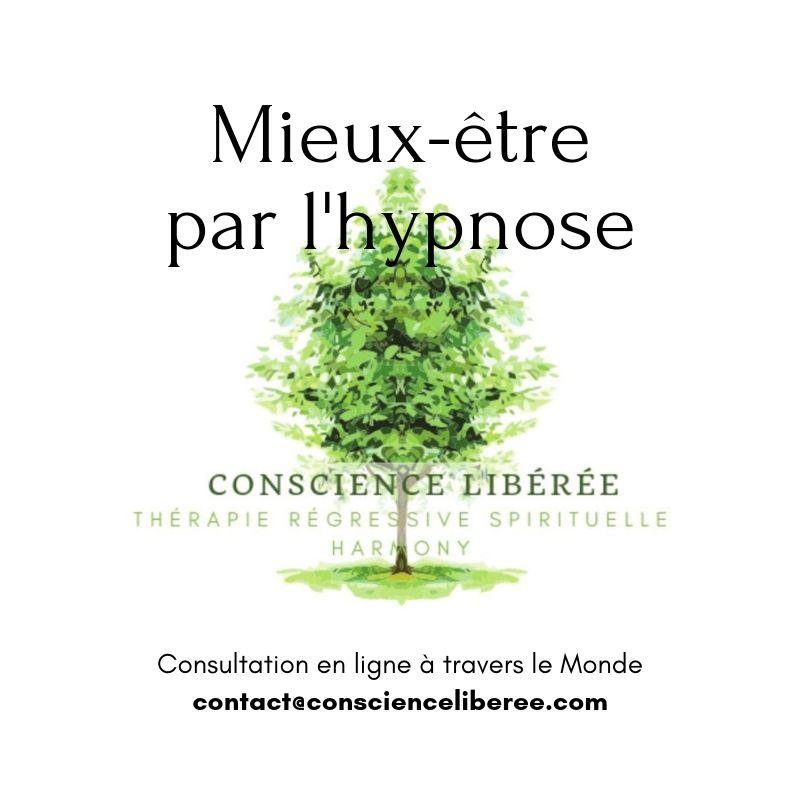 Avec Logo De Conscience Libérée